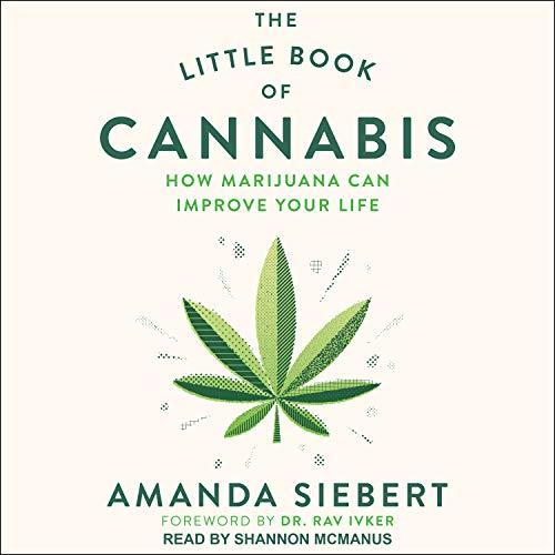 Page de couverture de The Little Book of Cannabis
