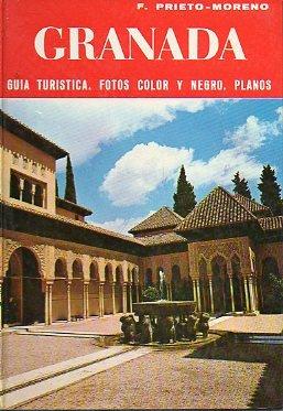GRANADA. GUÍA TURÍSTICA. Fotos de Catalá Roca, Ciganovic, Torres Molina, Mulá...