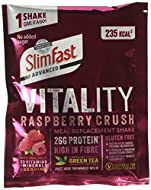 Now available in single serving sachets - perfect for on the go! Just add skimmed milk. Packed with 26g of protein, high in fibre and with green tea extract Contains 23 vitamins and minerals per serving No added sugar Gluten free