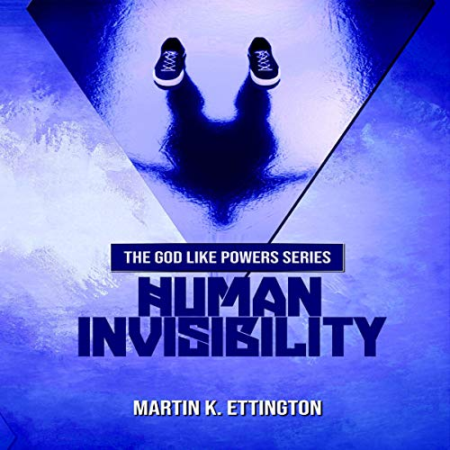 Human Invisibility audiobook cover art