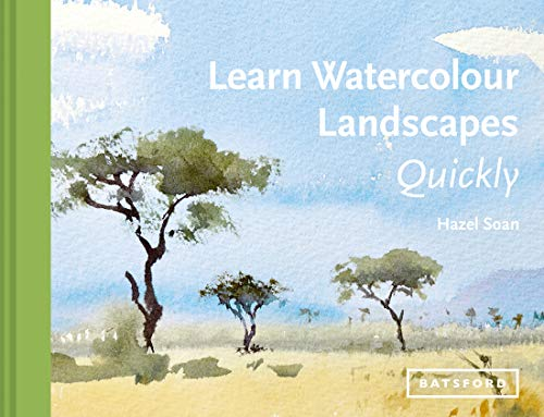 Learn Watercolour Landscapes Quickly (Learn Quickly)