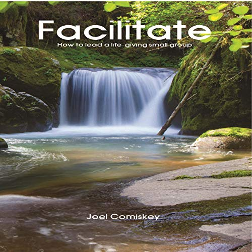 Facilitate: How to Lead a Life-Giving Small Group audiobook cover art