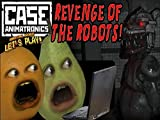 Clip: Annoying Orange and Pear play Case Animatronics Again: Revenge of the Robots
