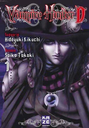 Vampire Hunter D Vol.1 - French Edition (Vampire Hunter D - French Edition)