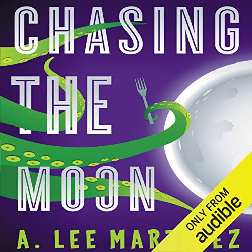 Chasing the Moon audiobook cover art