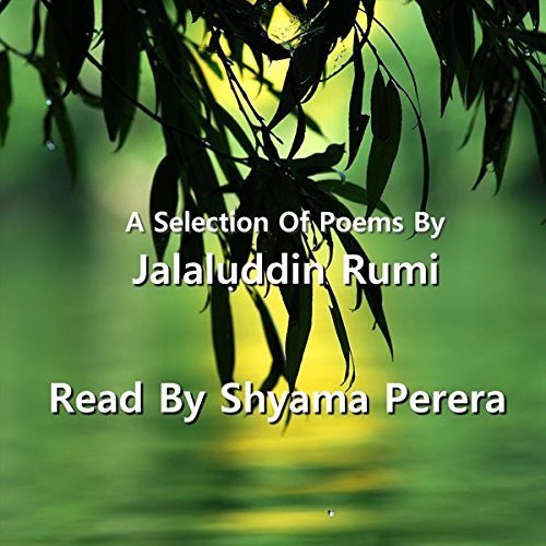 Rumi - A Selection Of His Poems audiobook cover art