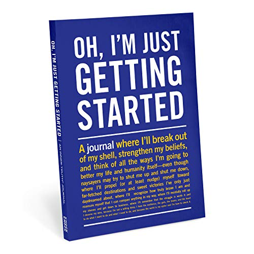 Knock Knock Oh, I'm Just Getting Started Inner-Truth Journal
