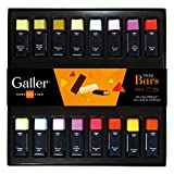 ガレー Galler チョコレート ベルギー王室御用達 ミニバーギフトボックス 24本入 (1箱)
