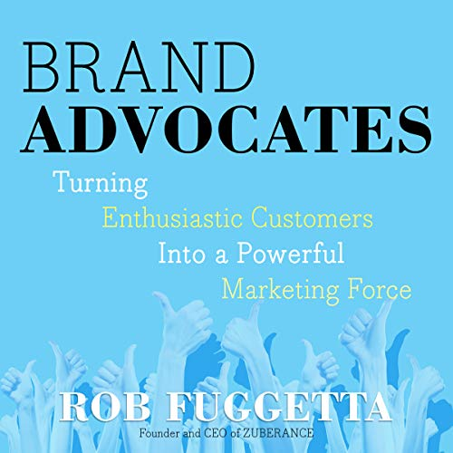 Brand Advocates cover art
