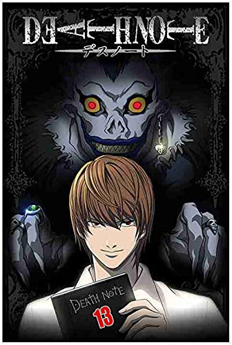 Creat A Perfect World By A Book: The Death Note Manga -vol.13 (English Edition)