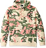 LRG Men's Lifted Research Group Pullover Hoodie, Sage Camo, S
