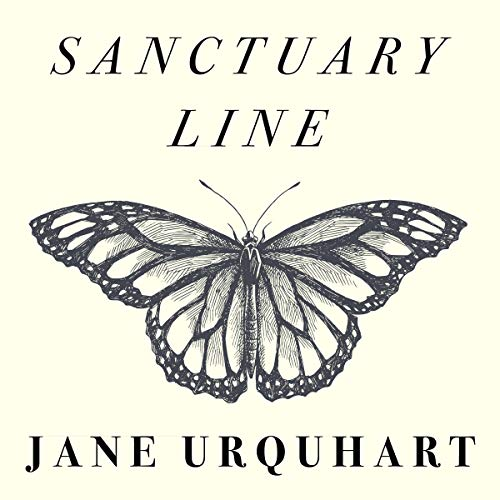 Sanctuary Line audiobook cover art