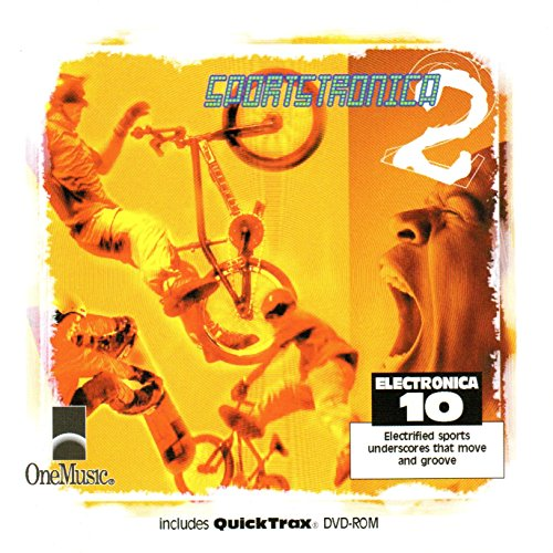 Sportstronica 2 (Audio CD and QuickTrax DVD-ROM)
