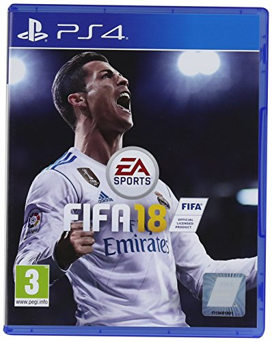 Electronic Arts FIFA 18 - Standard Edition PS4 Basic PlayStation 4 ITA videogioco