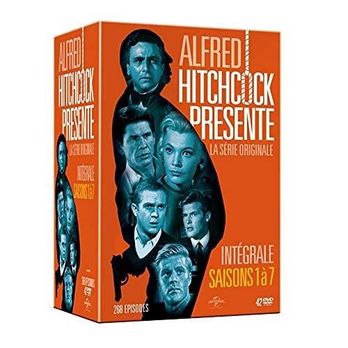 Alfred Hitchcock présente, la série Originale-Intégrale Saisons 1 à 7 [DVD]