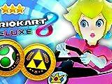 Clip: Egg & Triforce Mirror Cups! Princess Peach!