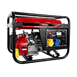 2.8 KVA / 2.8KW 6.5HP DC Petrol Generator - 110V / 240V /
