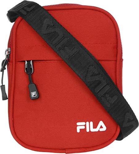 Fila - Bandolera Roja, 100% poliéster