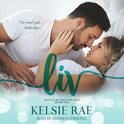 Liv audiobook cover art