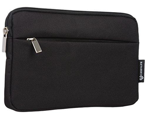 Case4Life 11 Zoll Notebooktasche Schutzhülle mit zusätzlichem Fach für Lenovo Yoga 2, Yoga 3 Pro, S20, N20p Chromebook, Thinkpad X140e