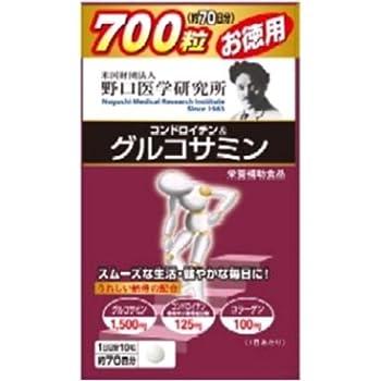 明治薬品 野口コンドロイチン&グルコサミン