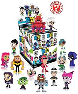 Funko Mystery Mini: Teen Titans Go! Collectible Vinyl Figure