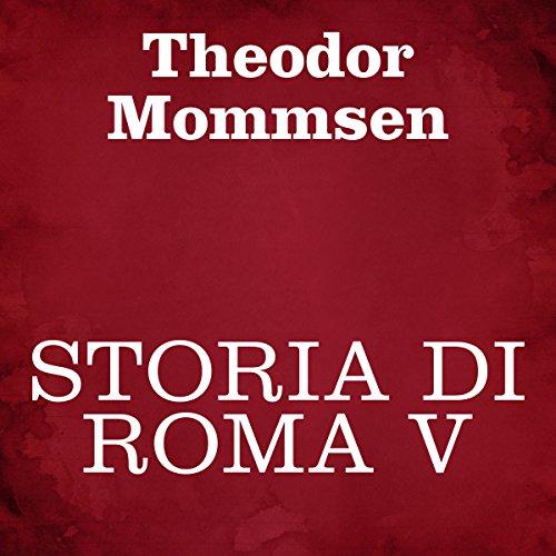 Storia di Roma 5 audiobook cover art