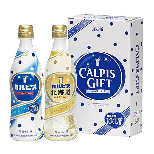 カルピス ギフト CN10P 470ml×2本