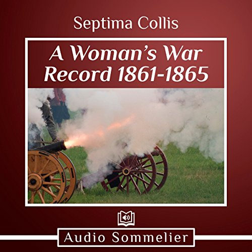 A Woman's War Record 1861-1865 audiobook cover art