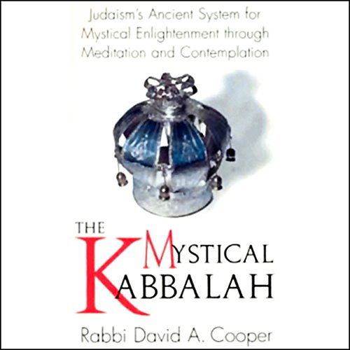 The Mystical Kabbalah cover art
