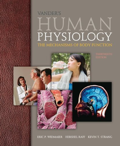 Loose Leaf Version of Vander's Human Physiology with Connect Access Card