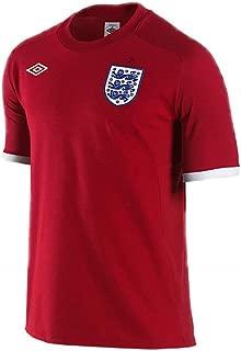 England Away Shirt 10/11