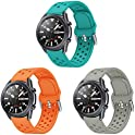 3-Pack Syxinn Bands for Samsung Galaxy Watches