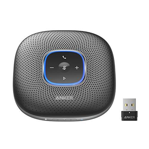 Anker PowerConf+ スピーカーフォン Bluetooth USBアダプター付属 会議用 マイク Skype Zoom など対応 24時...