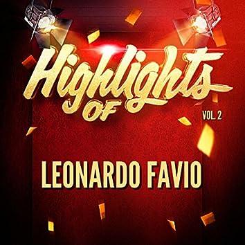 Highlights of Leonardo Favio, Vol. 2