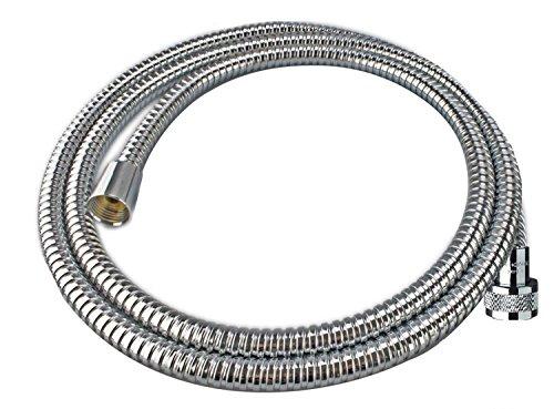 Wellwater Cornat Spar - Brauseschlauch Sicherheits-Metall 150 cm.