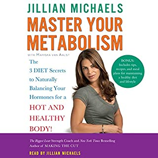 Master Your Metabolism audiobook cover art