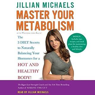 Page de couverture de Master Your Metabolism