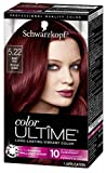 Schwarzkopf Color Ultime Hair Color Cream, 5.22 Ruby Red (Packaging...