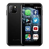 """Smartphone sbloccato SOYES XS11, 1GB+8GB, 2.5"""" MTK6580 Quad Core fino a 1.3GHz, Bluetooth, WiFi, FM, Rete: 3G, Dual SIM"""