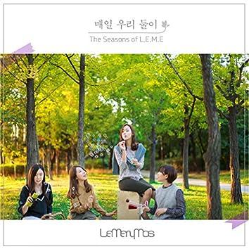 The Seasons Of L.E.M.E - Autumn - 매일 우리 둘이