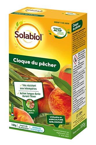 Solabiol SOCLOQ100, bis zu 60 l Lösung | Behandlung gegen die Glocke des Fischereis, 100 g