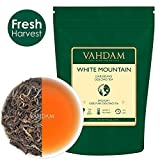 VAHDAM, White Mountain Oolong Tea Loose Leaf (25 Cups) | 100% PURE Oolong Tea Leaves | Darjeeling Tea | RICH ANTI-OXIDANTS | Oolong Tea For Weight Loss | Brew as Hot, Iced Tea or Kombucha Tea | 1.76oz