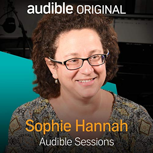 Sophie Hannah audiobook cover art