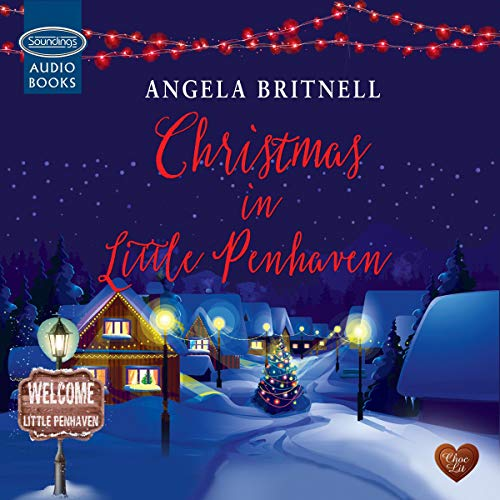 Christmas in Little Penhaven audiobook cover art