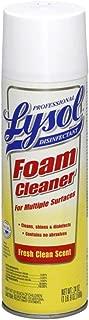 Professional Lysol Foam Cleaner Multi Surface Spray, 24oz