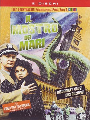 Il Mostro Dei Mari (Versione Originale E Ricolorata) (2 Dvd) [Italia]