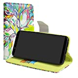 LiuShan Ulefone Power 3S case, Stand View Flip PU Leather