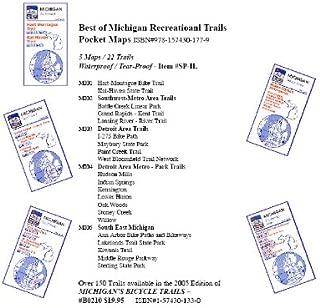 Best of Michigan Recreational Trails Pocket Maps