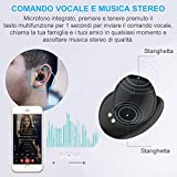 Zoom IMG-1 auricolari bluetooth willful cuffie senza